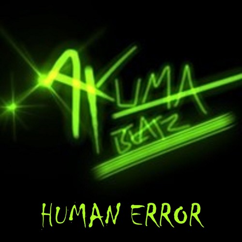 Human error (Available at itunes etc)