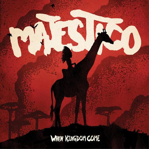 Majestico - Black Giraffe
