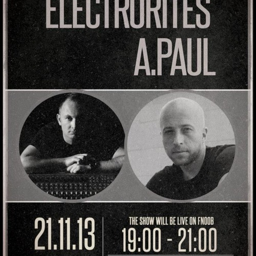 A.Paul - The Nightmare Factory Episode XI (MMXIII) @ Fnoob.com 21.11.2013
