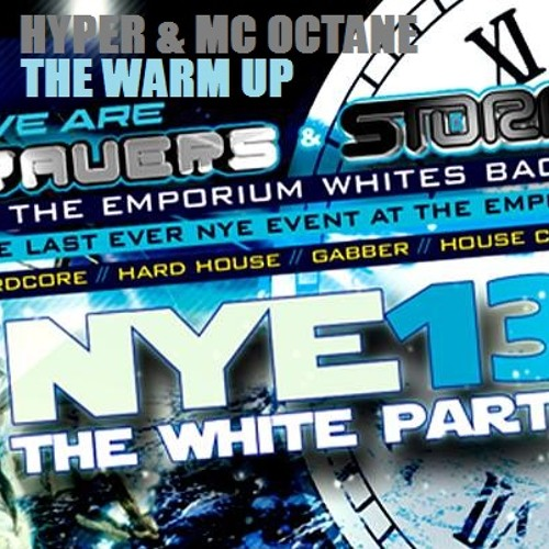 HYPER & MC OCTANE - THE N.Y.E WARM UP  **FREE DOWNLOAD**