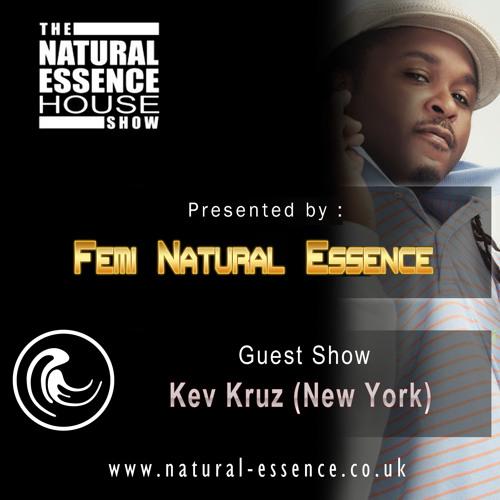 The Natural Essence House Show EP #80 - Kev Kruz