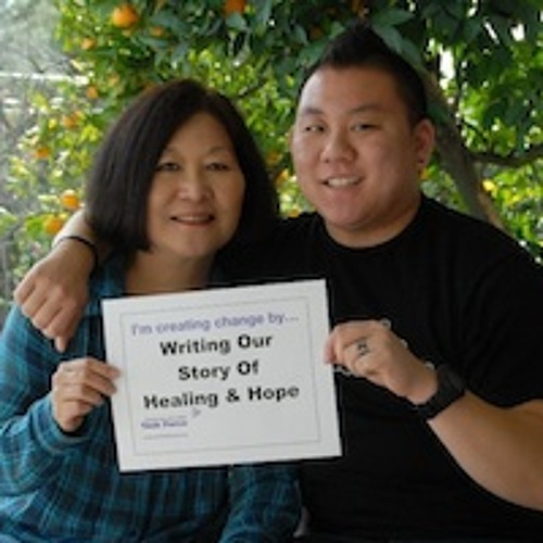 Aiden And Marsha Aizumi Storycorps At Creating Change 2013