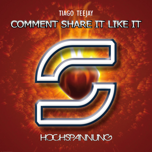 Tiago Teejay - Comment, share it, like it --- OUT NOW ---