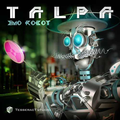 Emo Robot -  Out on Beatport 17.02.2014