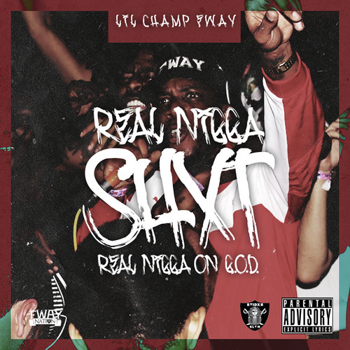 Lil Champ FWAY - Fake Gangstas (Prod. By Kash Nova)