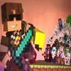 New World-A Minecraft Parody OF Coldplay's Paradise