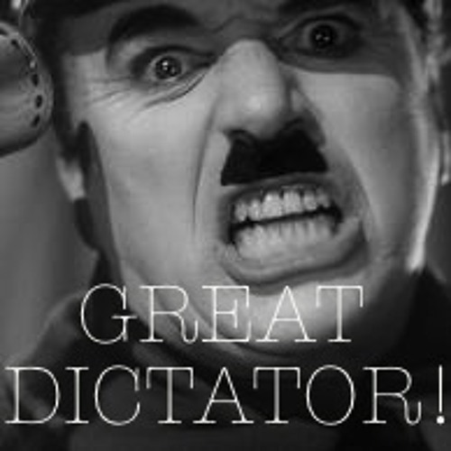 The Great Dictator by Charlie Chaplin (HeartBeats Bootleg)