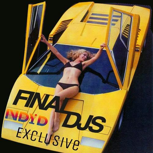 Final DJs - Nu Disco Your Disco Exclusive Mix (November 13)