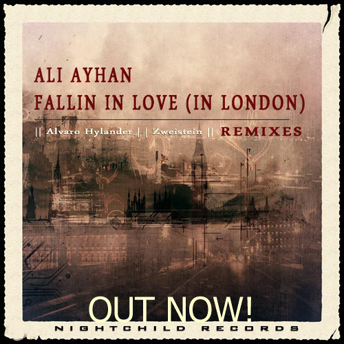 Fallin' In Love (In London)  [Ali Ayhan Second Touch Mix] Out Now!!