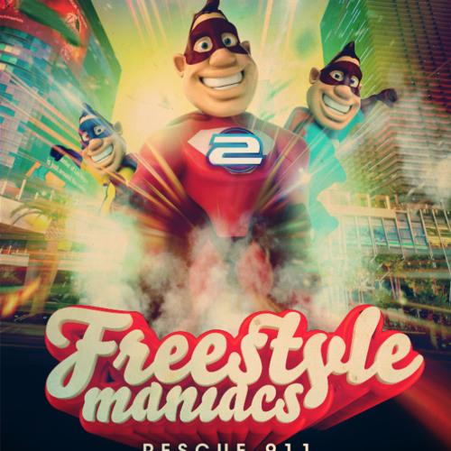 Live set 6 Freestyle Maniacs Rescue 911/2013- The Freestyle Maniacs