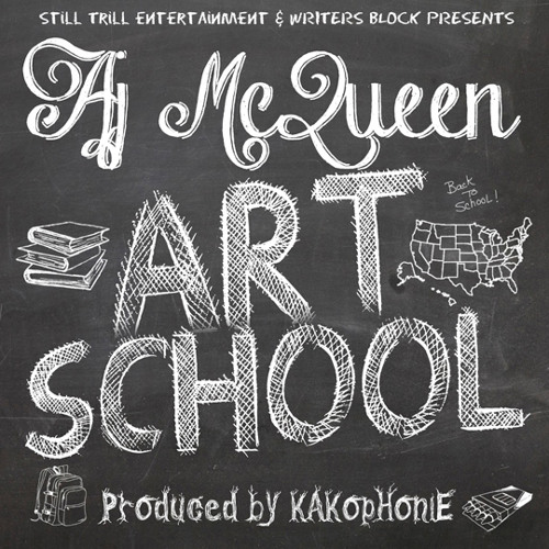 AJ McQueen - Art School (Intro)