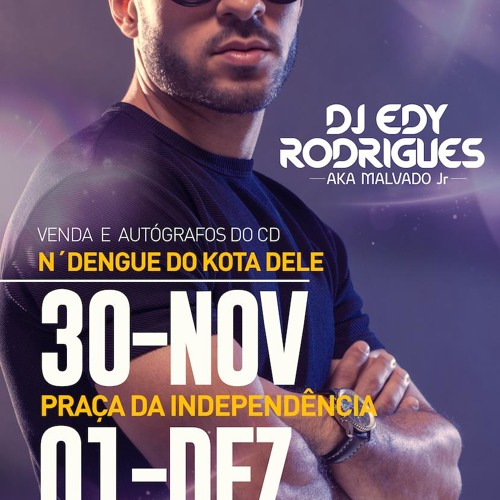 Dj Edy Rodrigues aka Malvado Jr ft. Edmazia - O Tal (Zouk)
