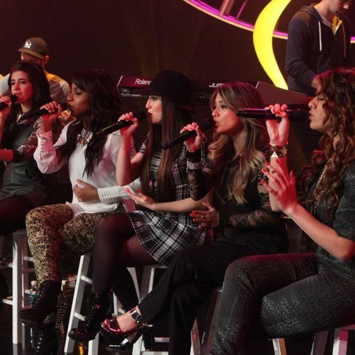 """Fifth Harmony performing """"Better Together"""" live on The Ellen Show"""