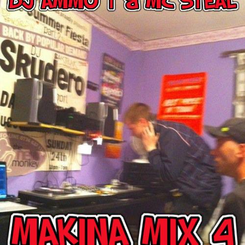 DJ Ammo - T Ft MC Steal - Makina Mix 4 Cd 4