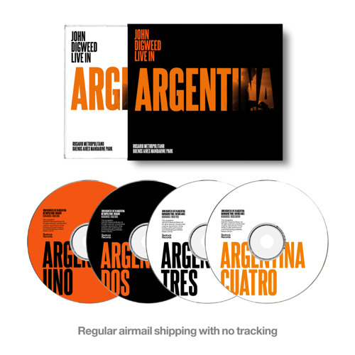 John Digweed Live in Argentina CD1 and CD2 Minimix preview