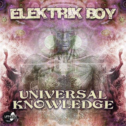 2. Elektrik Boy feat. AtSar - Space Dust - EXCERT - OUT SOON @ UP!NOIZE Records!