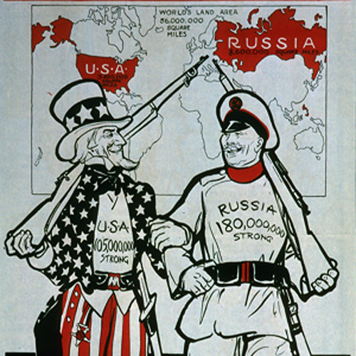 Russia and the United States—the Role of National Character (with Ralph Peters)