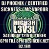 Download DJ PHOENIX & MC VAPOUR PART2 Mp3