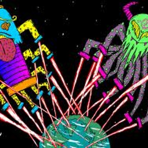 Invaders Acids