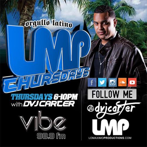 DVJ Carter LMP Thursdays Throwback Thursday Reggaeton Mix - LMP