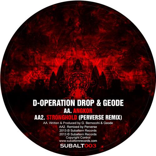 SUBALT003 - D-Operation Drop & Geode - Angkor