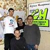 Musical Bridges Radio Show, Nakhodka, Russia 2001