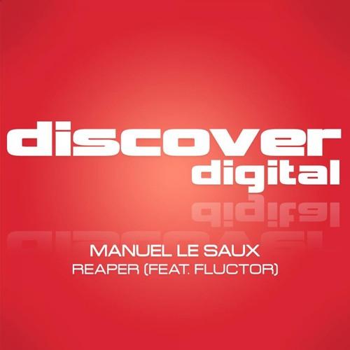 Manuel Le Saux and Fluctor - Reaper (Original Mix)