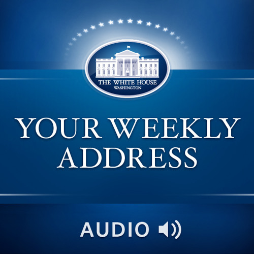 Weekly Address: Working with Both Parties to Keep the Economy Moving Forward (Nov 23, 2013)