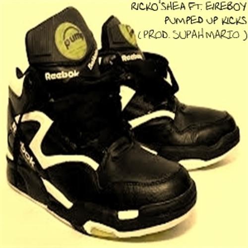 Pumped up kicks ft. eireboy ( prod. supah mario )