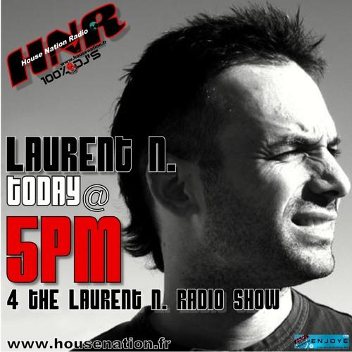 LAURENT N. RADIO SHOW N°185