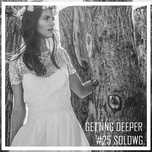 Getting Deeper Podcast #25 mixed by SoloWg