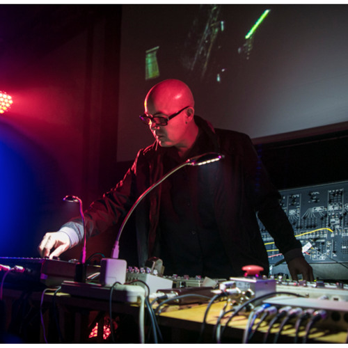 """Point Loma Live at """"Mutek Mexico"""" in 2013, México."""