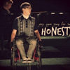 Artie Abrams - Honesty (very own song for @GP_SugarMo) #5x06