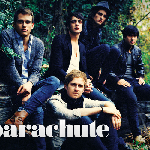 Parachute - She is Love