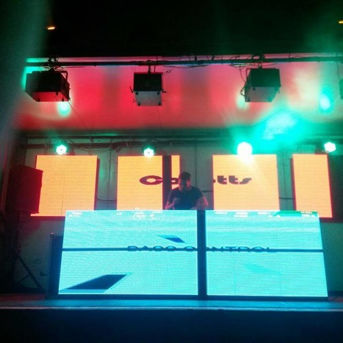 DJ Cotts - Live at Bass Control 2013 (Sydney) 23-Nov-13