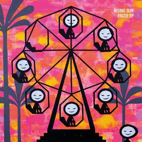 Fauxpas 013 Rising Sun - Pause EP