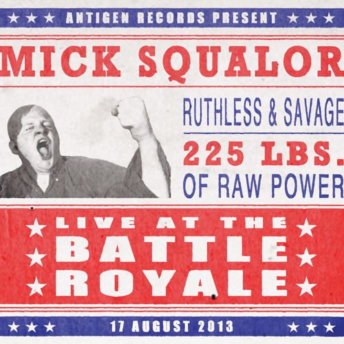 Mick Squalor - Camber Sands (Live at St. Jude's 17.08.13)