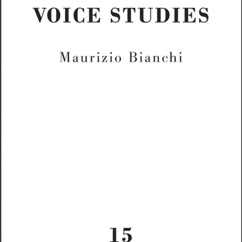 Maurizio Bianchi - Voice Studies 15 - Side A Excerpt
