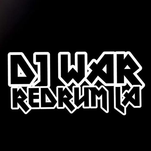 """DJ WAR - """" I love you """" FAITH EVANS (DNB REMIX) / REDRUM REC.LA"""