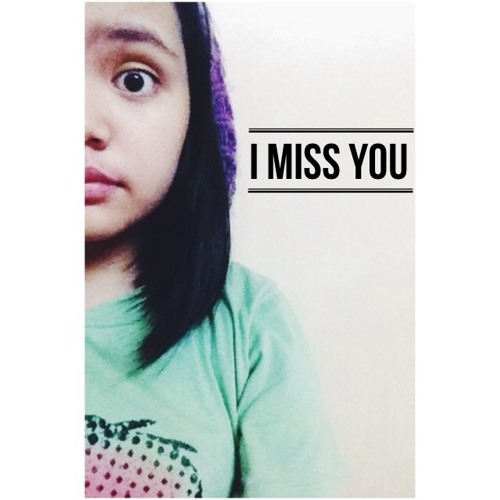 I Miss You Cover