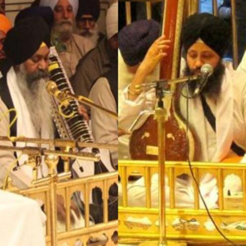 Classical Keertan - Dr.Gurinder Singh Ji & Bhai Gurmeet Singh Ji Shant, 23rd Nov'13