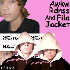 Make Love Wearing A Fila Jacket