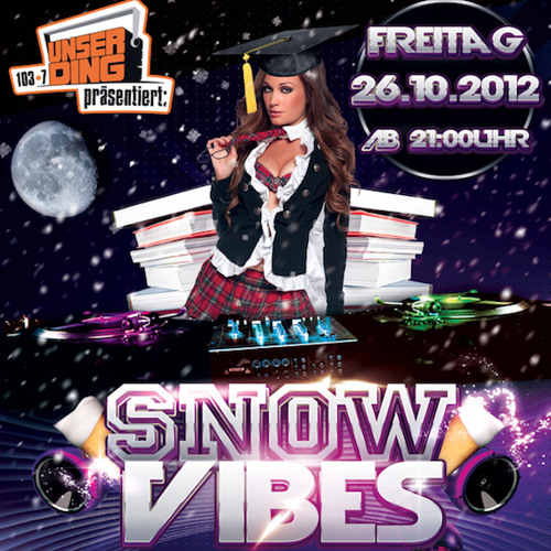 LIVE AND DIRECT @ SnowVibes HTW - 26.10.12 - TheRipper / MC Tricksta / MC Micron
