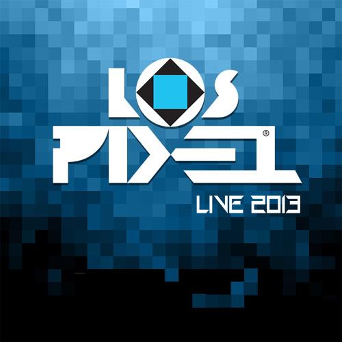 """""""La Vida Es Un Tren"""" Los PIXEL en vivo 2013"""