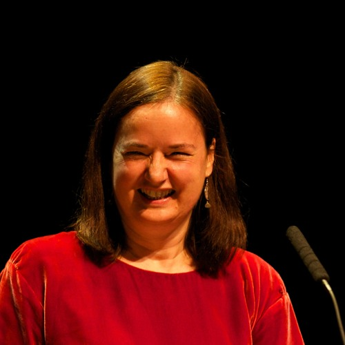 Jo Shapcott in the final reading of Medicine Unboxed 2013