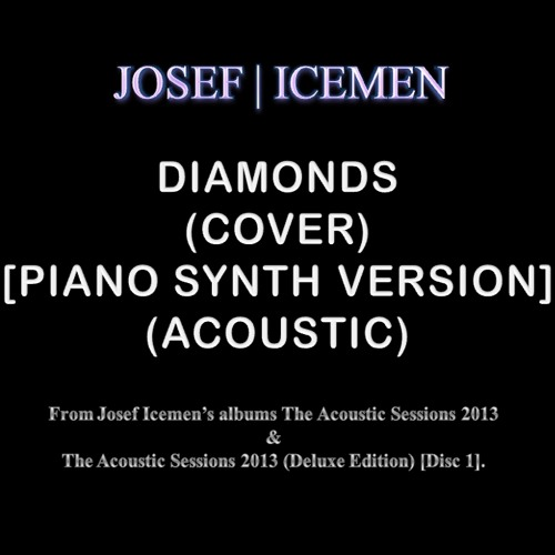 Diamonds (Cover) [Piano Synth Version] {Acoustic}