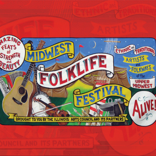 Midwest Folklife Festival Live CD, The Gordons, 2012,  Blackjack Davy
