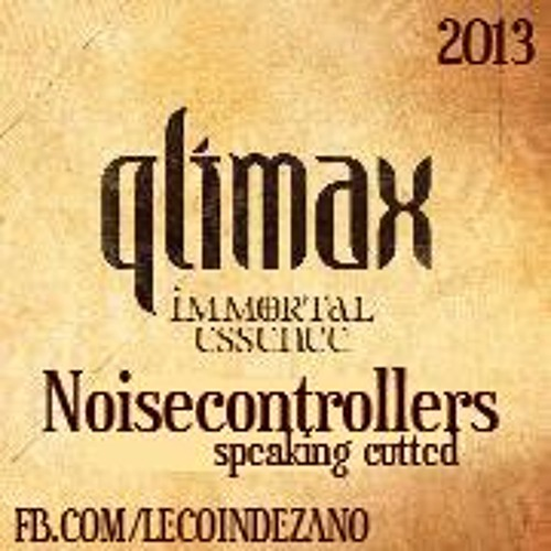Noisecontrollers @ Qlimax 2013 (speaking cut)