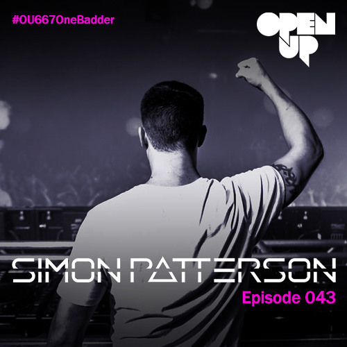 Simon Patterson - Open Up - 043