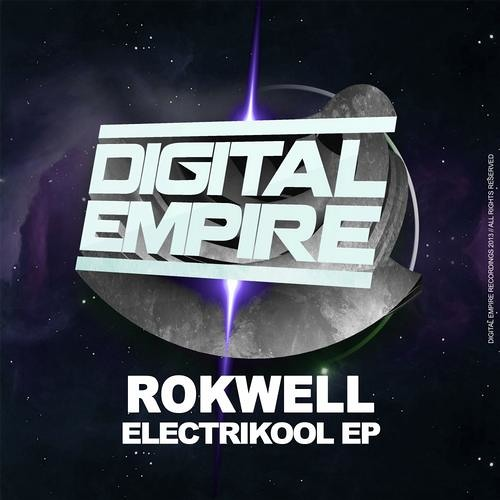 DER0225: Rokwell - Electrikool EP [Out Now Beatport]